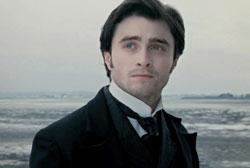 "Daniel Radcliffe in ""The Woman in Black"""