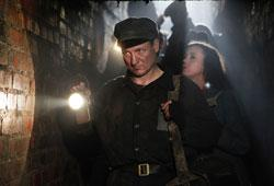 "A light in the gloom: Robert Wieckiewicz stars in ""In Darkness"""