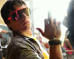 "Josh Hutcherson in ""Detention"""