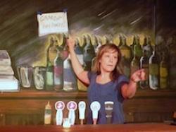 "Terri Girvin in ""Last Call"""
