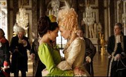 """A still from """"Farewell, My Queen"""""""
