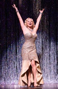 "Megan Hilty stars in ""Gentlemen Prefer Blondes"""
