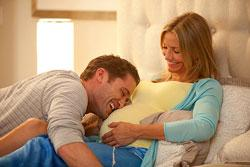 """Matthew Morrison and Cameron Diaz in """"What to Expect When You're Expecting"""""""