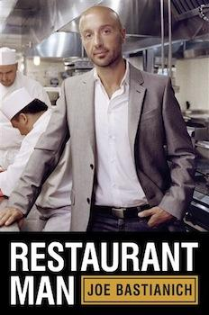 "Book cover of ""Restaurant Man"""