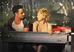"""Luke Kirby and Michelle Williams in """"Take This Waltz"""""""
