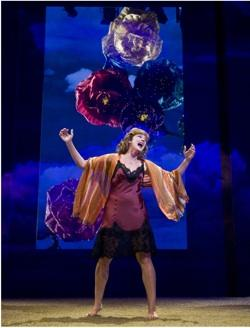 """Michele Pawk in the world premiere musical """"Los Otros"""""""