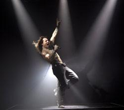 "Tom Cruise in ""Rock of Ages"""