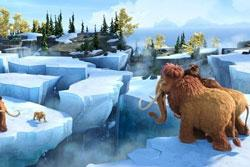"""A still from """"Ice Age: Continental Drift"""""""