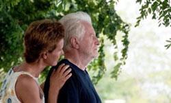 """Carole Bouquet and Andre Dussollier in """"Unforgivable"""""""