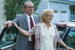 """Tommy Lee Jones and Meryl Streep in """"Hope Springs"""""""