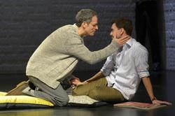 Patrick Breen (left) as Ned Weeks and Matt McGrath as Felix in 'The Normal Heart'