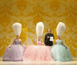 'Marie Antoinette' continues through Sept. 29 at the Loeb Drama Center, 64 Brattle Street, in Cambridge
