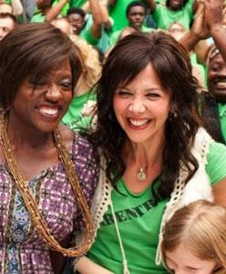 Viola Davis, Maggie Gyllenhaal, and Emily Alyn Lind star in 'Won't Back Down' and