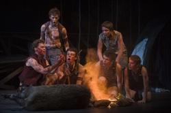 The cast of 'Lord of the Flies'