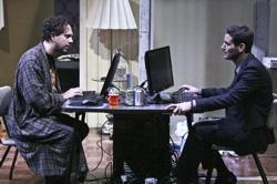 Thomas Sadoski and Peter Katona in 'Build'