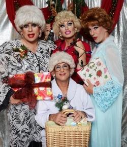 Heklina as (Dorothy), Pollo Del Mar (Rose), Matthew Martin (Blanche), Cookie Dough (Sophia)