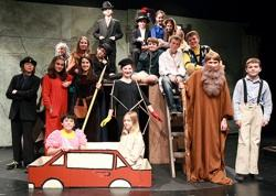 The cast of 'The Phantom Tollbooth'