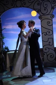 Eliza Stoughton and Greg Matthew Anderson