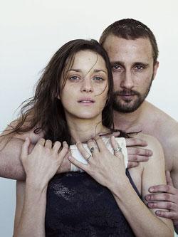 Marion Cotillard and Matthias Schoenaerts