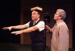 Nan Tepper and Richard Horvitz