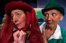 Nora Lenderby and Anita Mandelay-Pronto