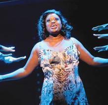 Dreamgirls (Photo by Christopher Mueller)