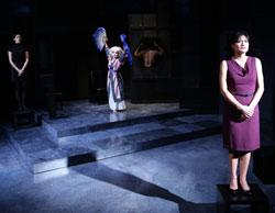 "A scene from ""Chinglish"" at the Lyric Stage"