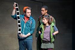 Gabriel King, Chad Goodridge and Jeanna Phillips