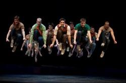 The cast of 'West Side Story' at Bass Performance Hall