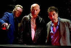 Christopher Walken, Alan Arkin and Al Pacino