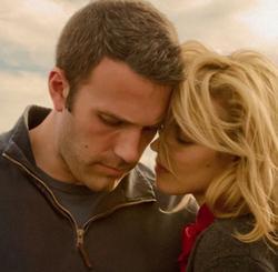 "Ben Affleck and Olga Kurylenko star in ""To the Wonder"""