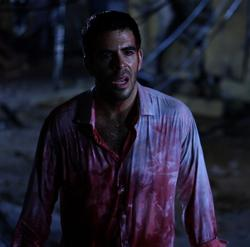 "Eli Roth in ""Aftershock"""