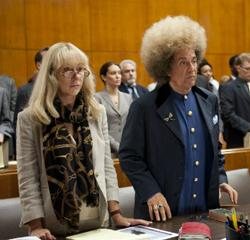 "Helen Mirren and Al Pacino in ""Phil Spector"""
