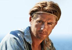 Pål Sverre Hagen in 'Kon-Tiki'