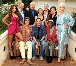 "Cast of ""Forever Young"""