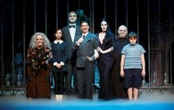The cast of 'The Addams Family'