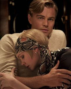 Leonardo DiCaprio and Carey Mullligan star in 'The Great Gatsby'