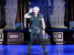 "Cathy Rigby in ""Peter Pan"""