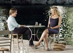 Still walking, still talking: A scene from 'Before Midnight'