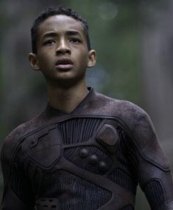 Jaden Smith stars in 'After Earth'