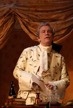 John Malkovich in 'The Giacomo Variations'