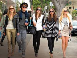 A scene from 'The Bling Ring'