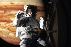 A scene from 'Europa Report'