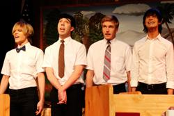 A scene from SOUTHERN BAPTIST SISSIES