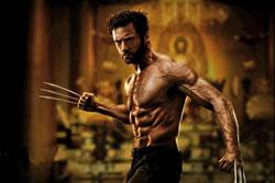 A scene from 'The Wolverine'