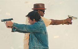 A scene from '2 Guns'