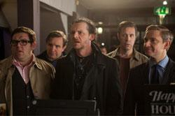 A scene fro 'The World's End'