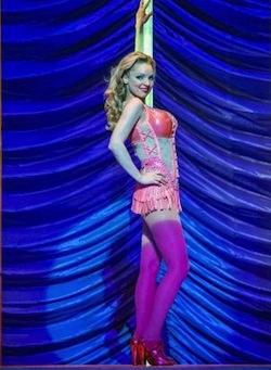 "Sarah Joy Miller in the title role ""Anna Nicole"""