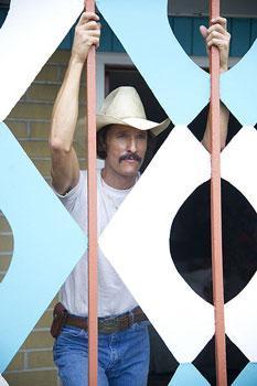 Matthew McConaughey stars in 'Dallas Buyers Club'