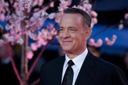 Tom Hanks portrays Walt Disney in 'Saving Mr. Banks'